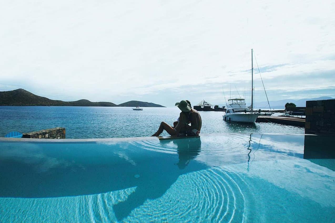 Lua de mel, Elounda Beach Hotel & Villas