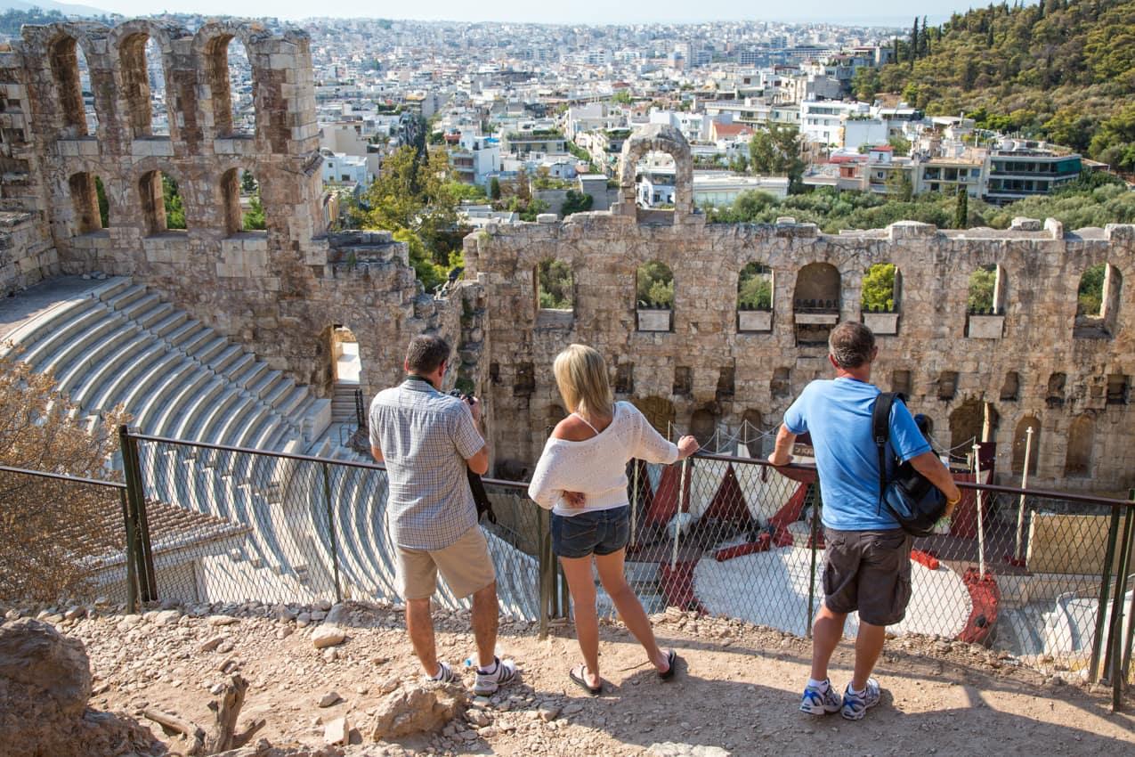 Pacote turístico Atenas, Grécia