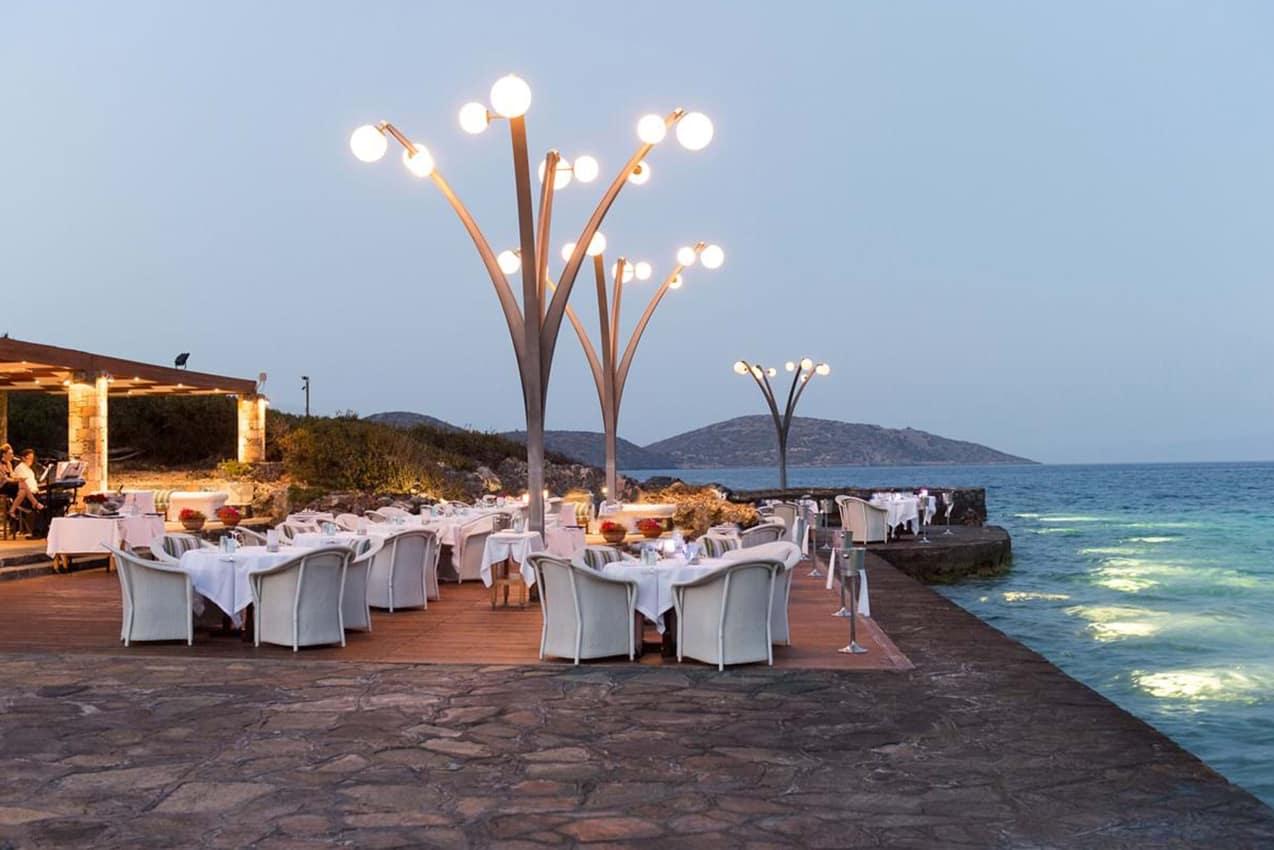 Restaurante Thalassa, Elounda Beach Hotel & Villas