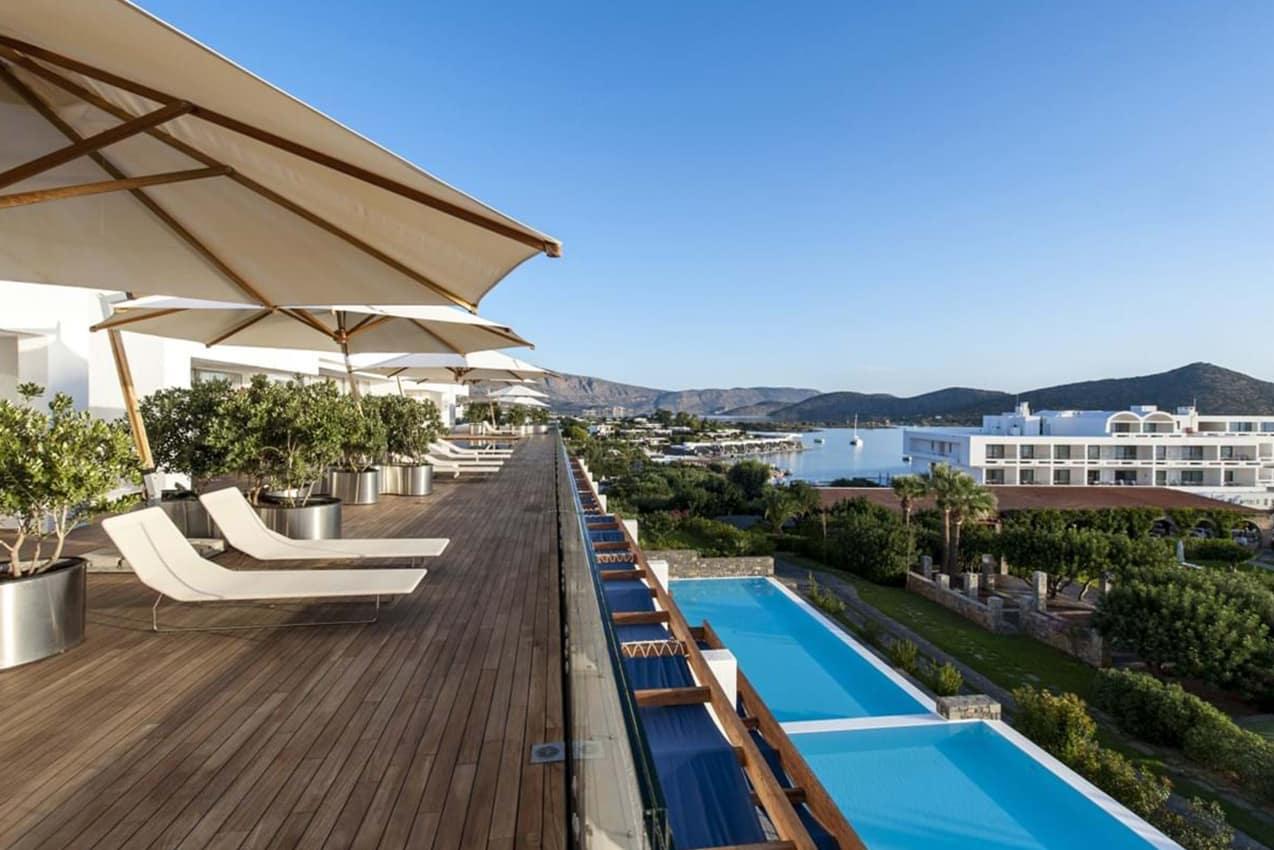 Spa outdoor, Elounda Beach Hotel & Villas