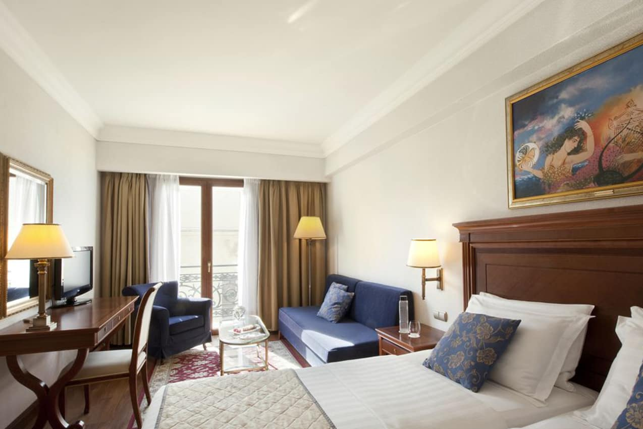 Superior King Room, Electra Palace Athens