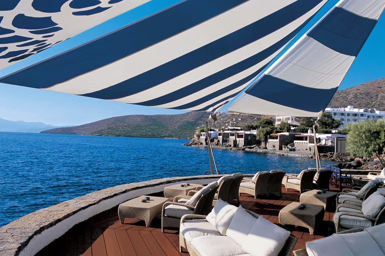 Veghera Bar, Elounda Beach Hotel & Villas