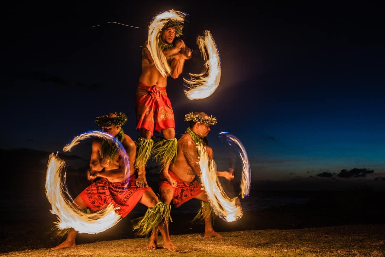 Cultura dança havaiana