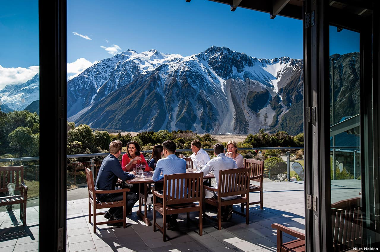 Hermitage Hotel, Mount Cook