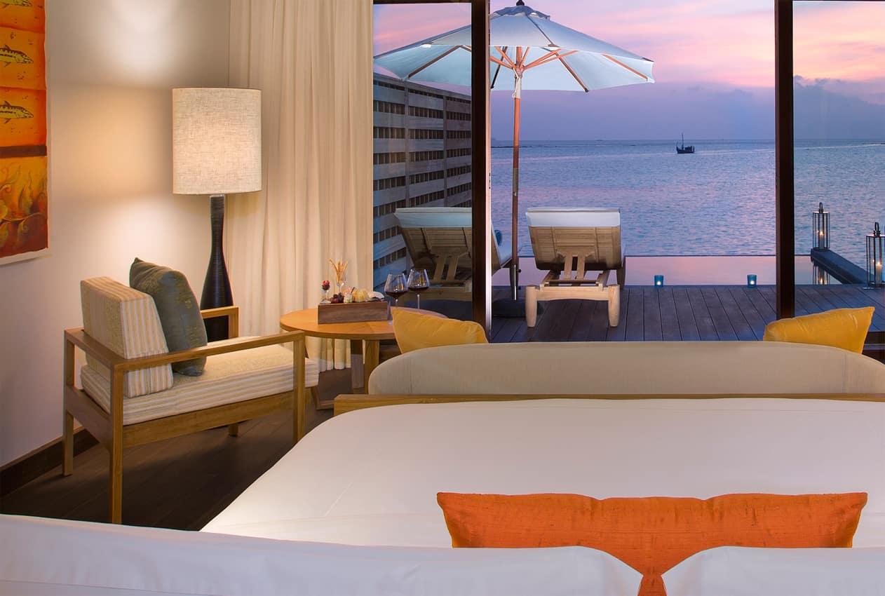 Anantara Veli Resort & Spa, Ilhas Maldivas | Hotéis Kangaroo Tours