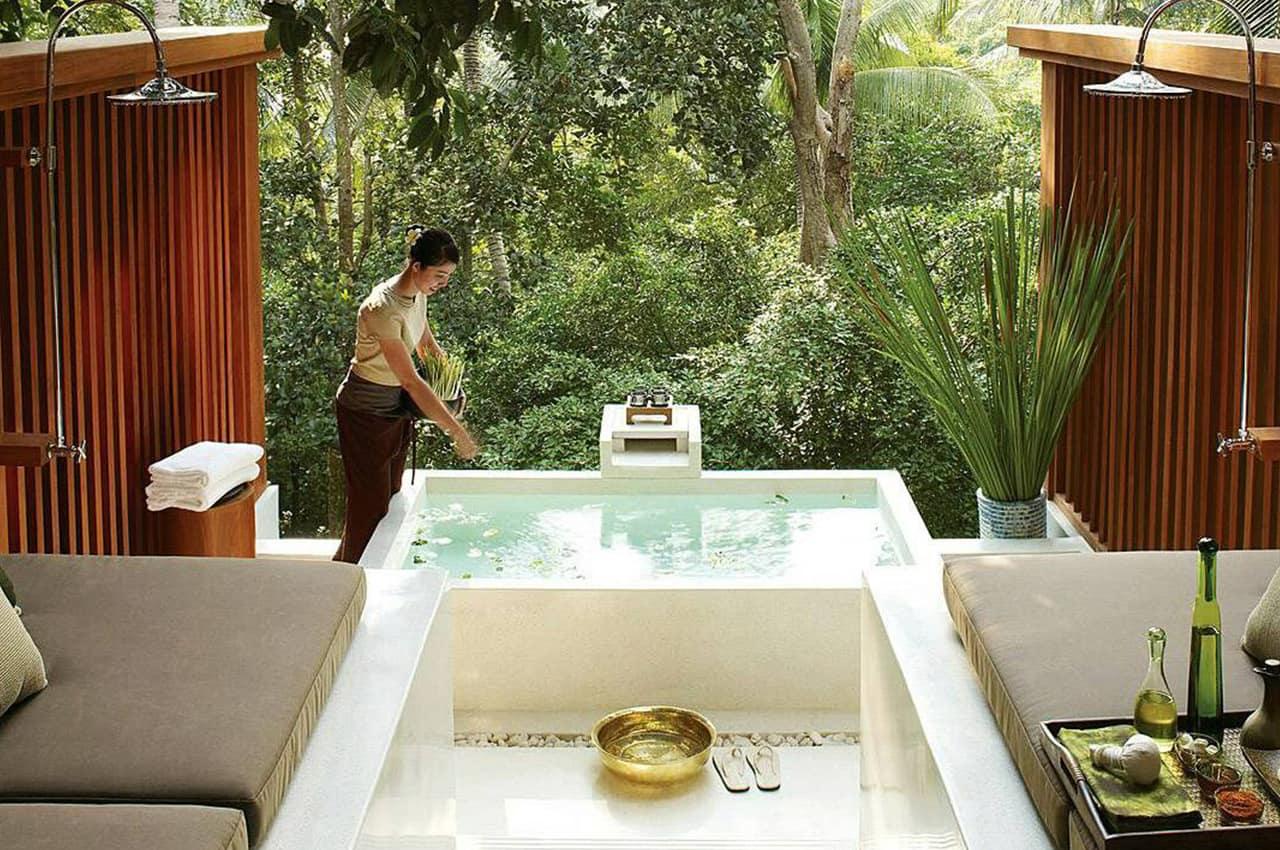 Four Seasons Resort Koh Samui, Tailândia | Hotéis Kangaroo Tours