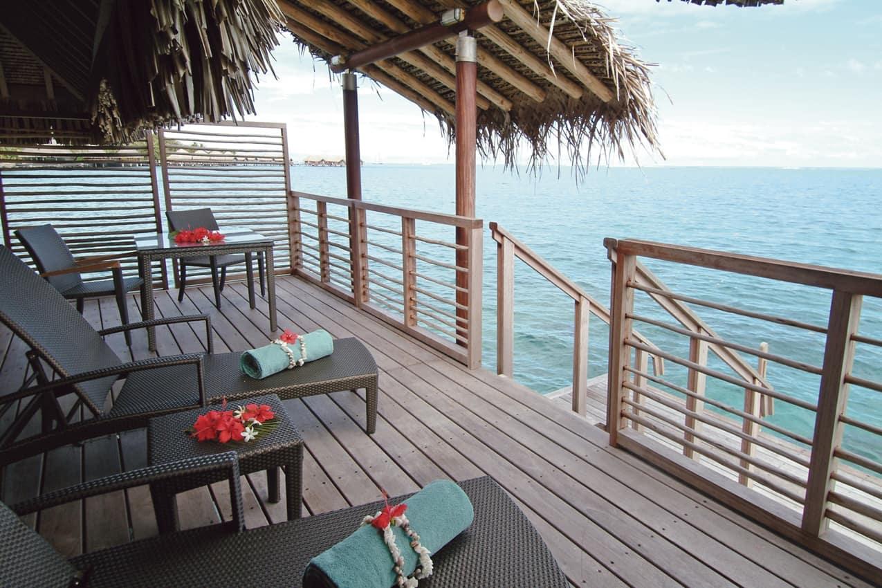 InterContinental Bora Bora Resort & Thalasso Spa, Tahiti   Hotéis Kangaroo Tours