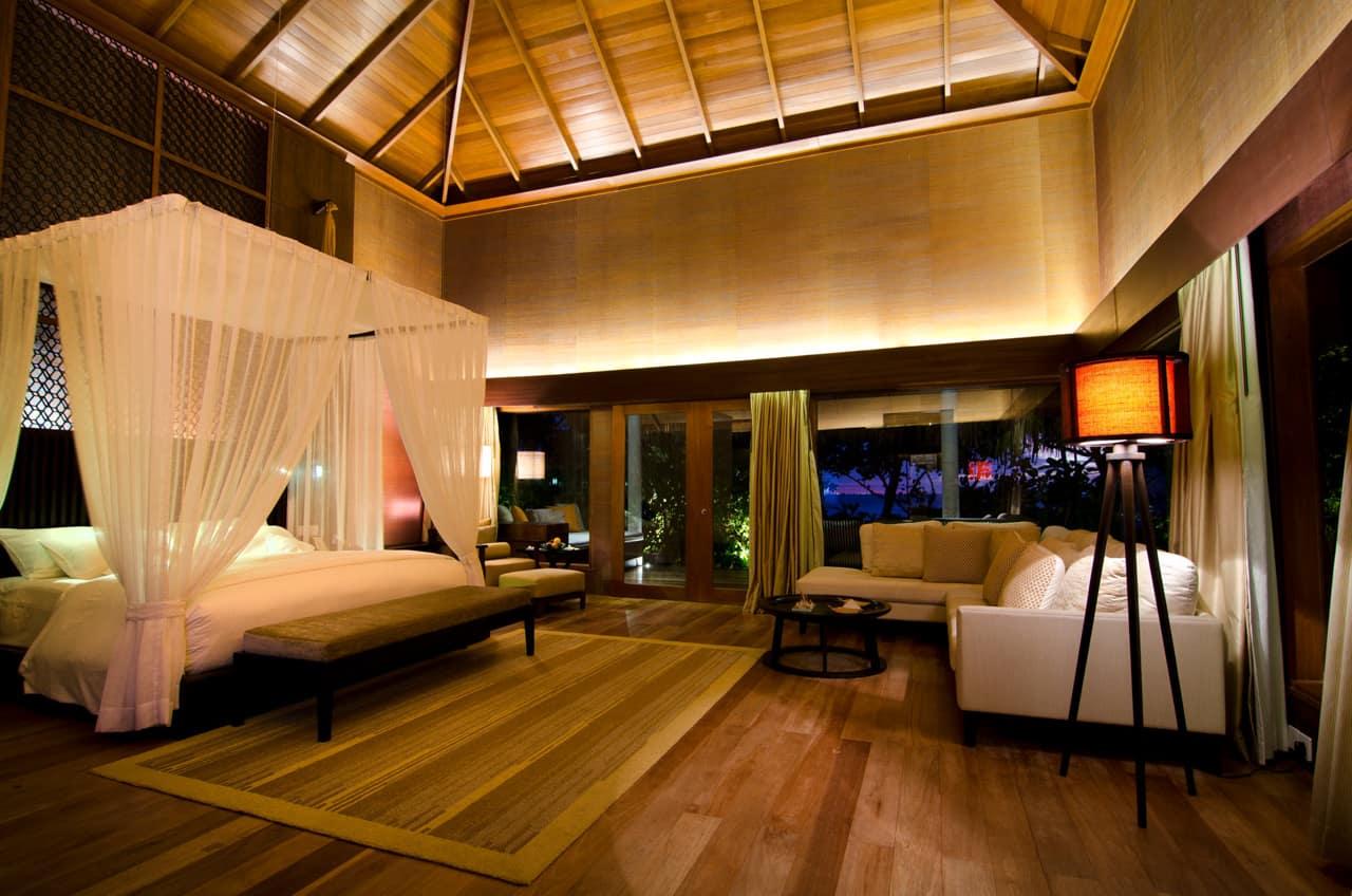 Jumeirah Dhevanafushi, Ilhas Maldivas | Hotéis Kangaroo Tours