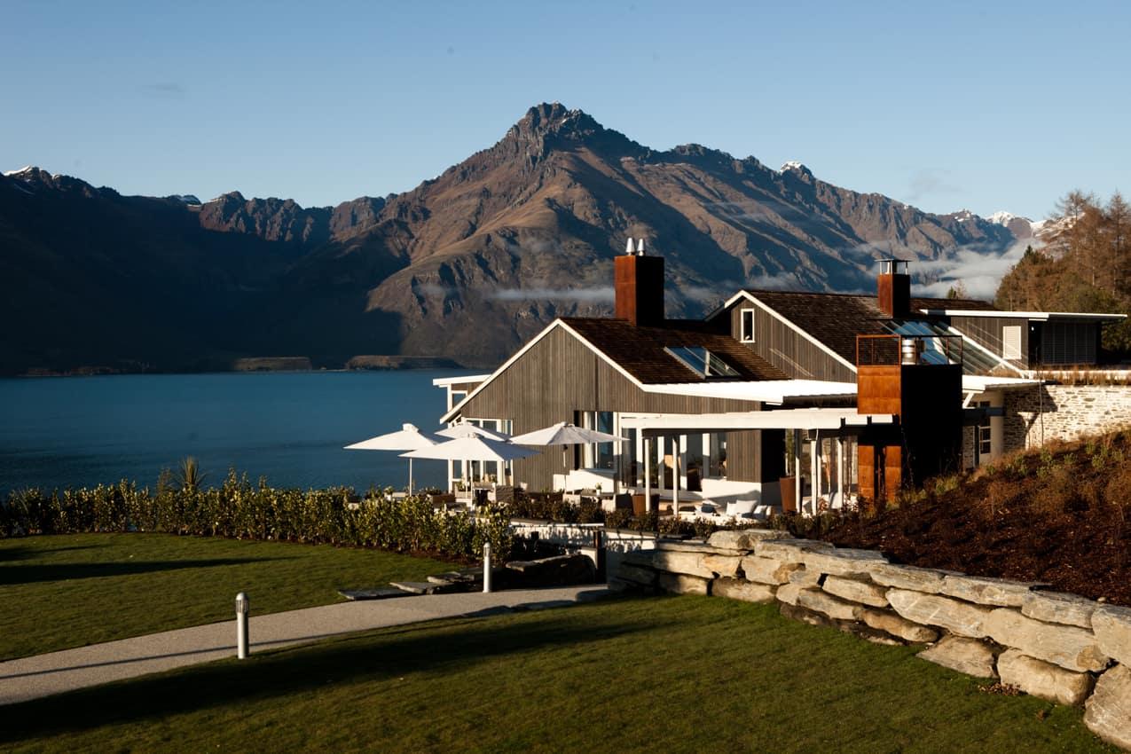 Matakauri lodge nov Matakauri Lodge, Nova Zelândia Hotéis Kangaroo Tours