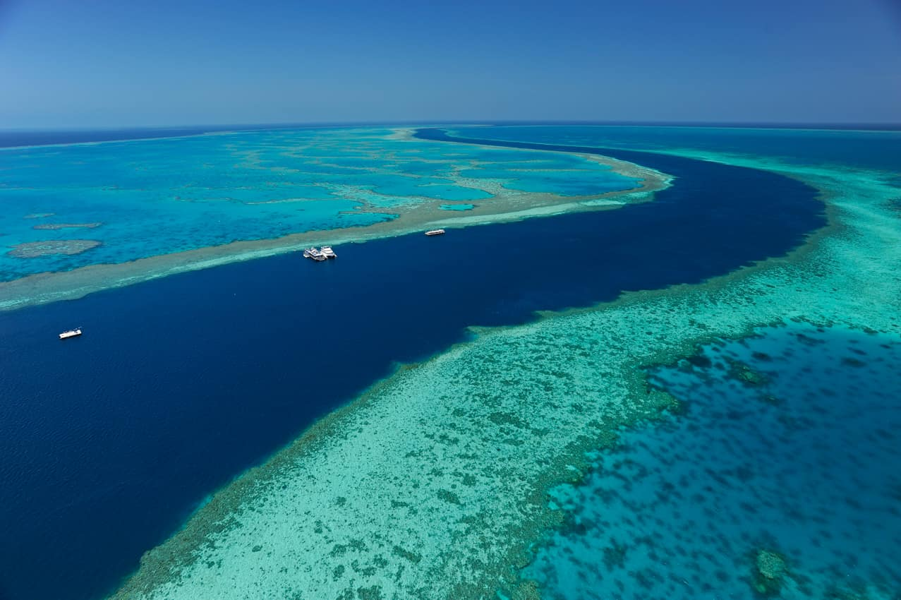 qualia - Great Barrier Reef, Austrália | Hotéis Kangaroo Tours