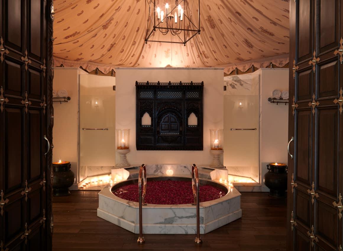 Rambagh Palace, Índia| Hotéis Kangaroo Tours
