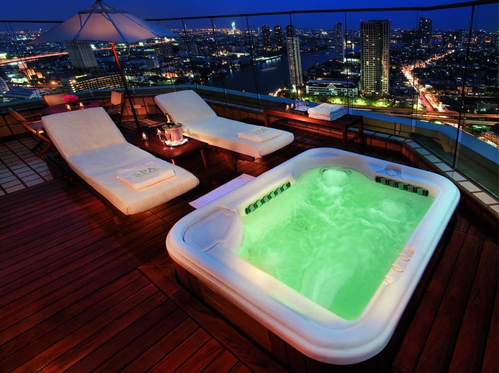 The peninsula bangkok tail ndia kangaroo tours for Hotel avec piscine paris pas cher
