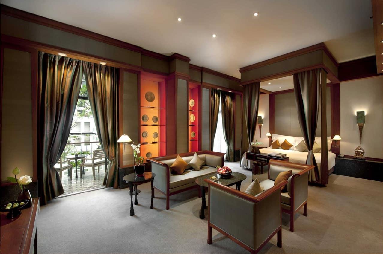 The Sukhothai Bangkok, Tailândia | Hotéis Kangaroo Tours