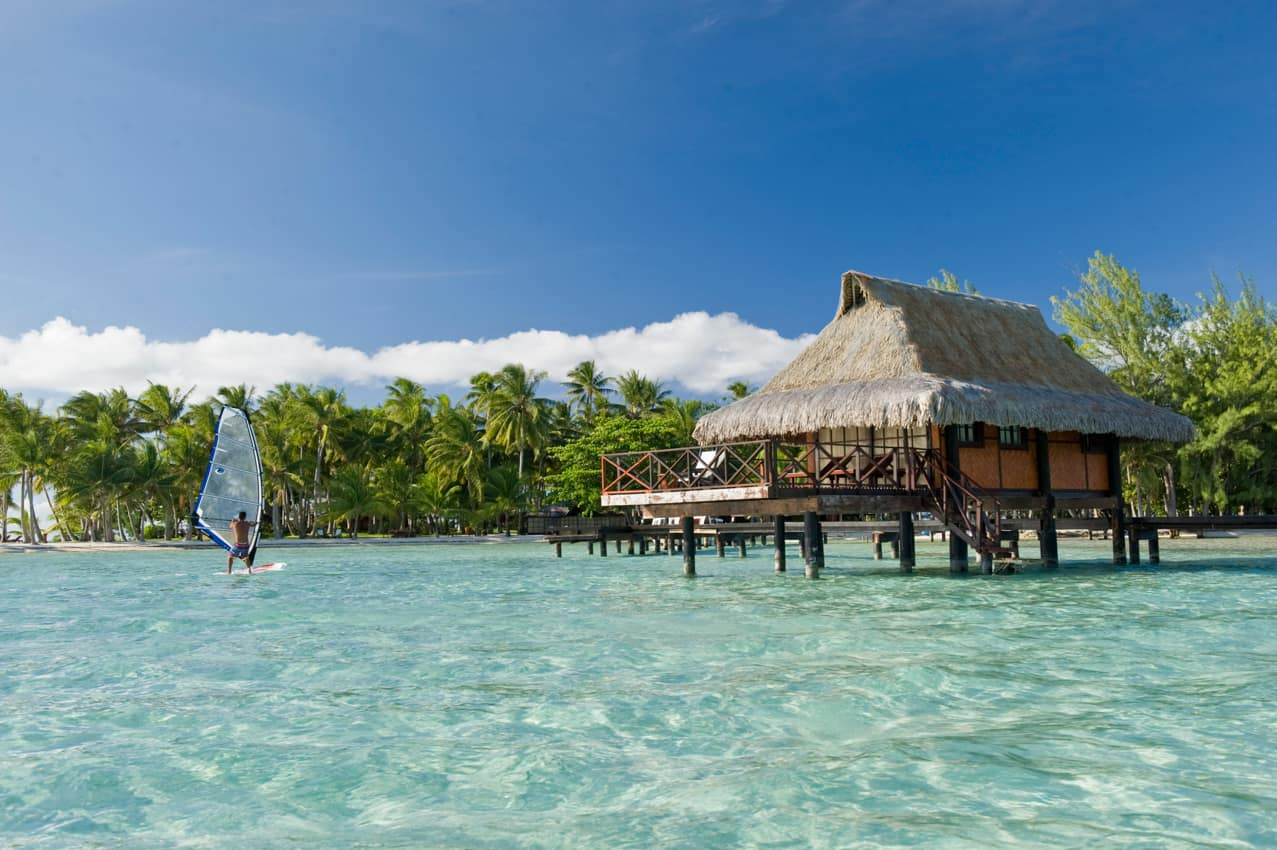 Vahine Private Island Resort, Tahiti | Hotéis Kangaroo Tours