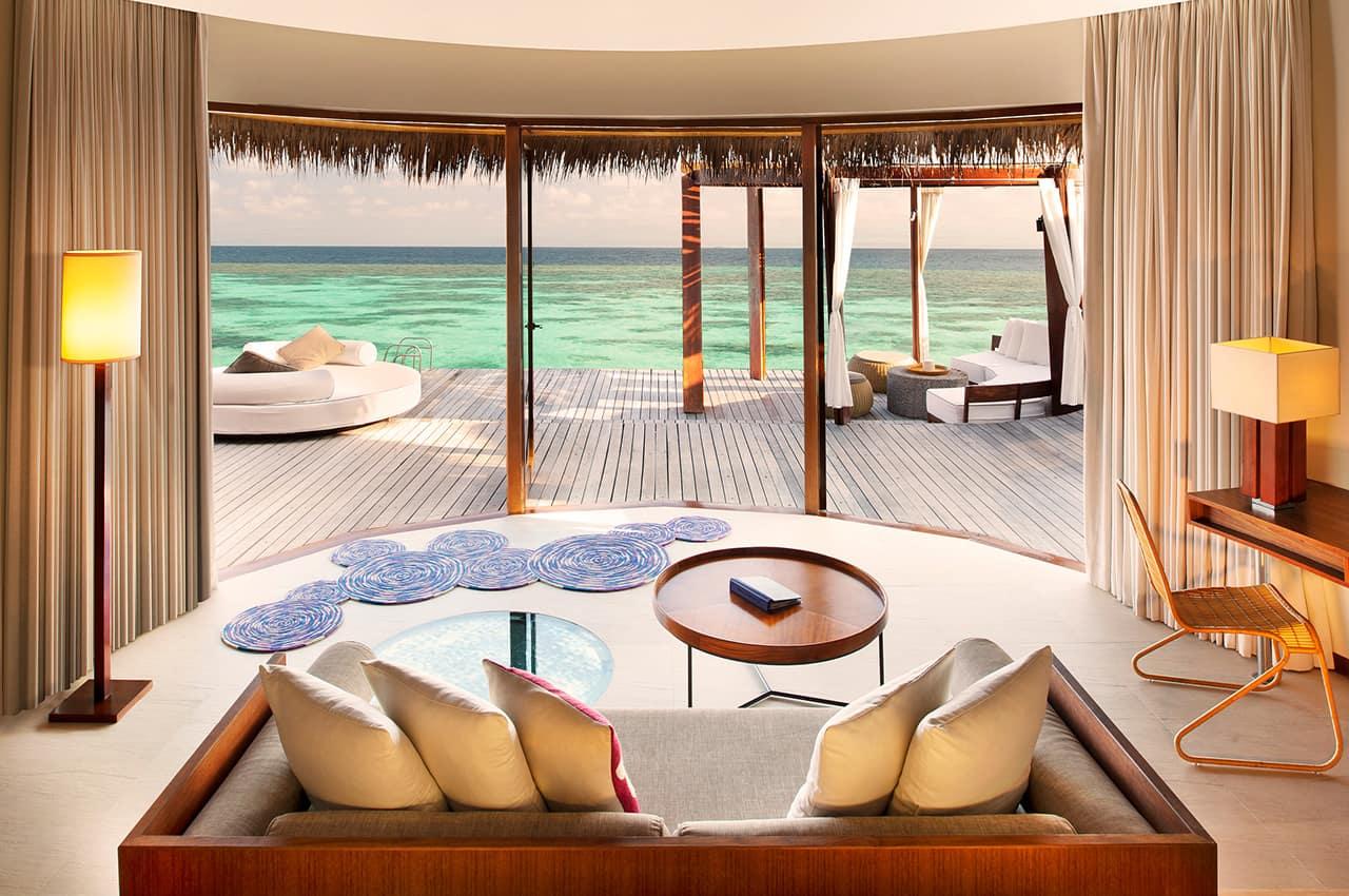 W Retreat & Spa Maldives, Ilhas Maldivas | Hotéis Kangaroo Tours