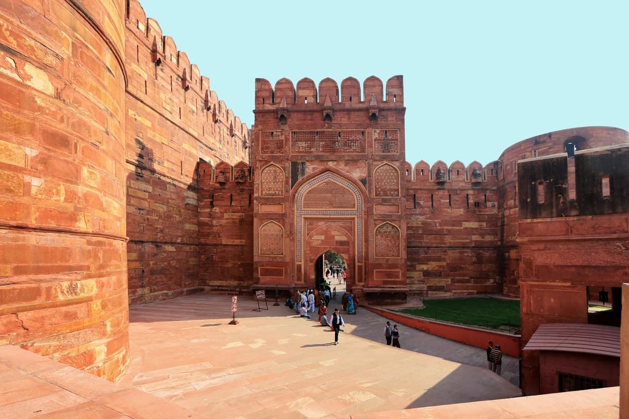 Pacote Índia: Forte Agra