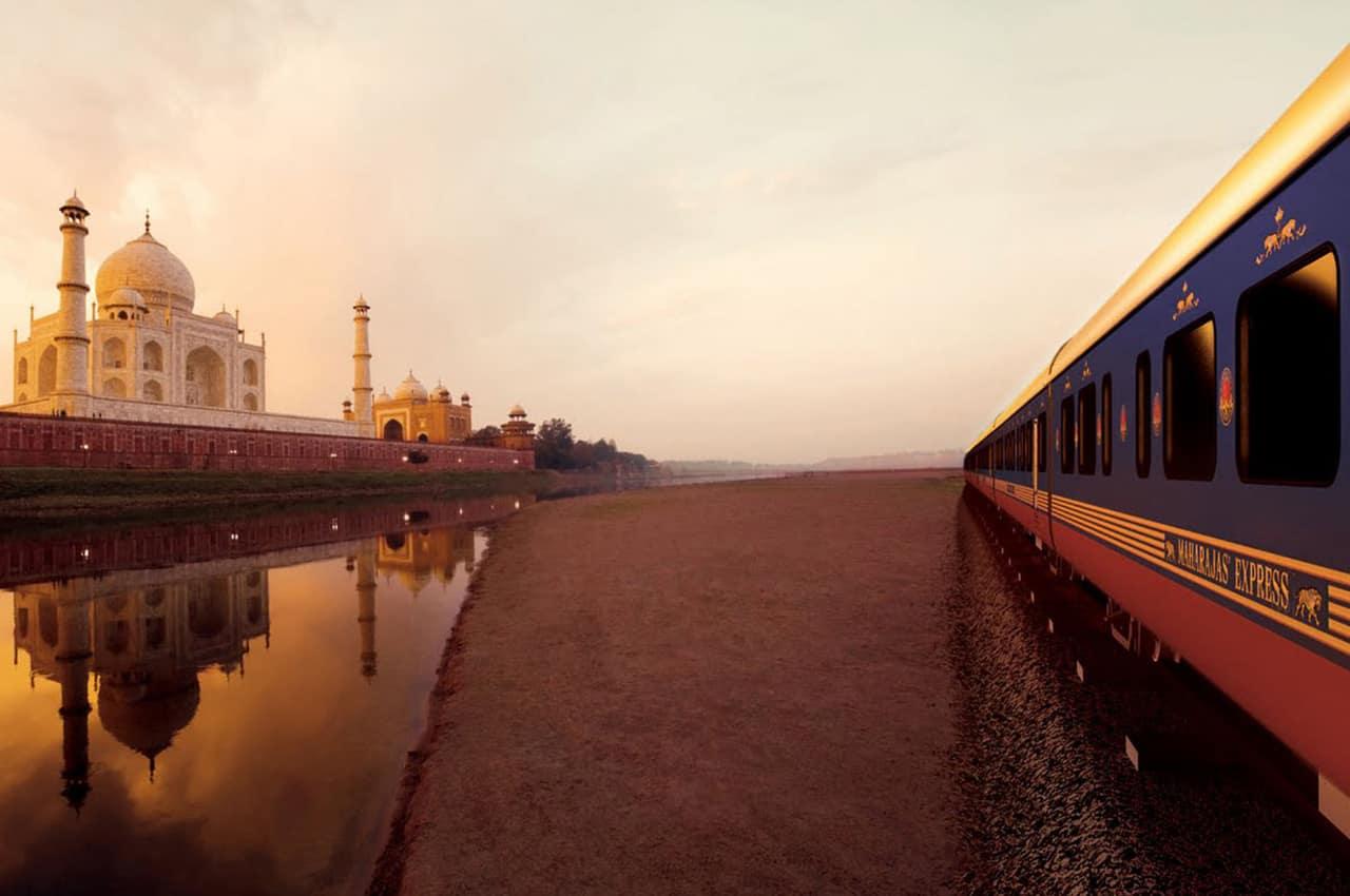 Pacote India: Maharajas' Express, Trem de luxo