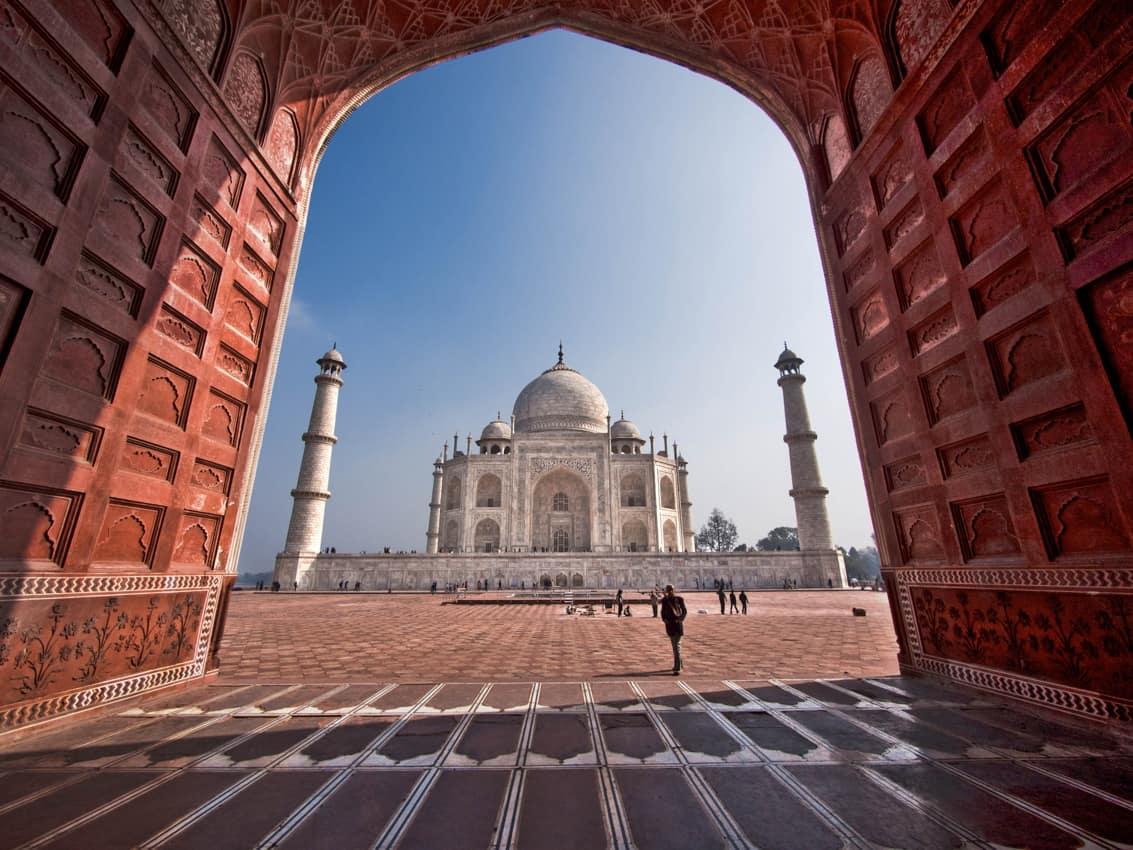 Pacote Índia: Taj Mahal, Agra