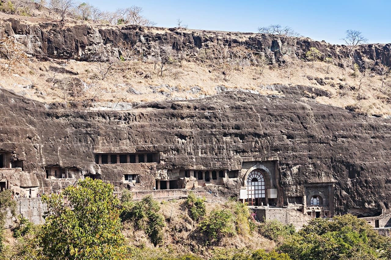 Ponto TurÍstico: Ajanta Aurangabad, Índia Turismo