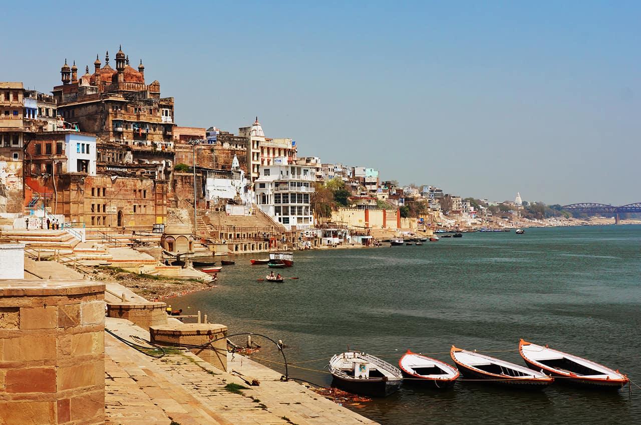 Viagem Índia: Varanasi, Rio Ganges