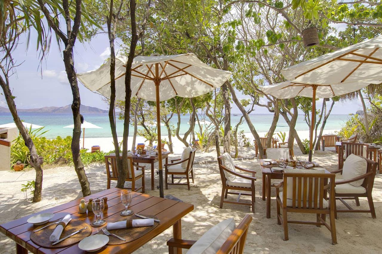 Beach Club, Amanpulo