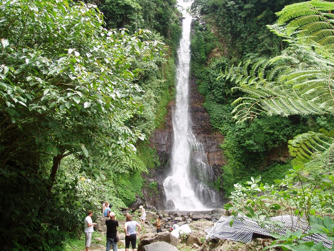 Cachoeira Gitgit, Bali, Indonésia