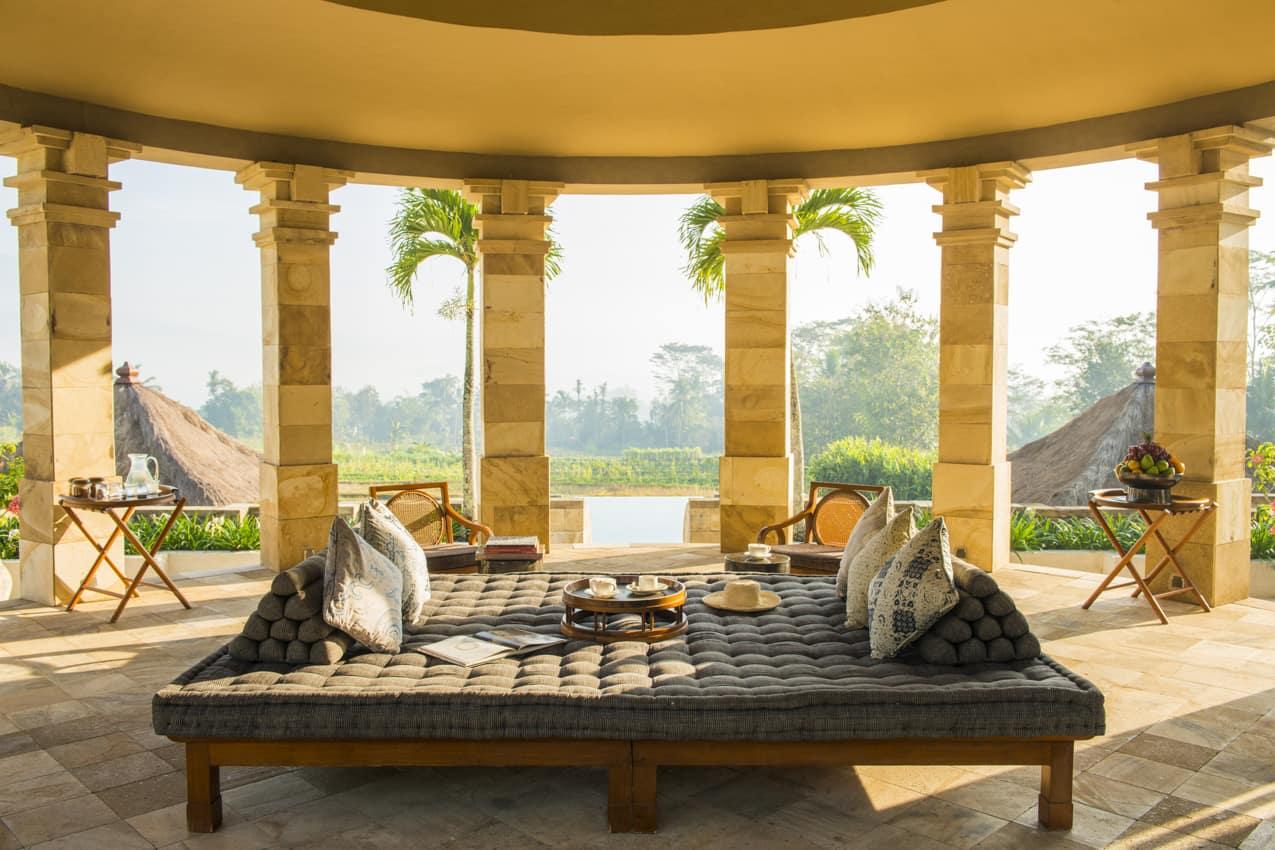 Pacote Bali, Amanjiwo Resort