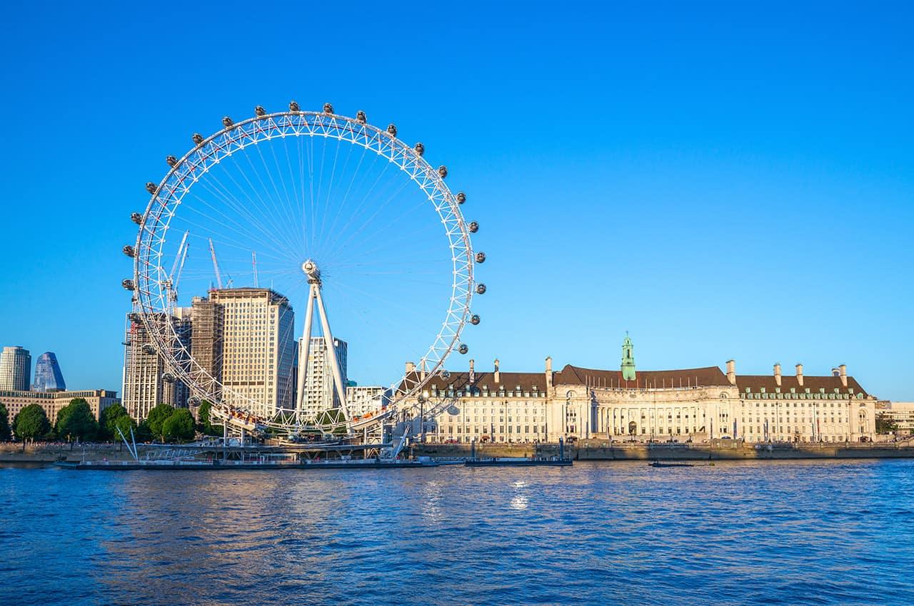 London eye inglaterra