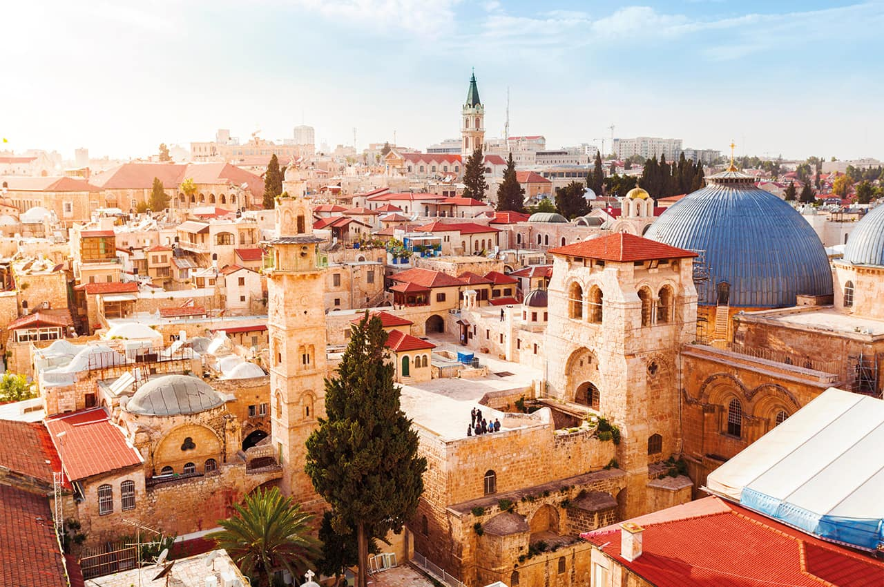 Santo sepultro jerusalem