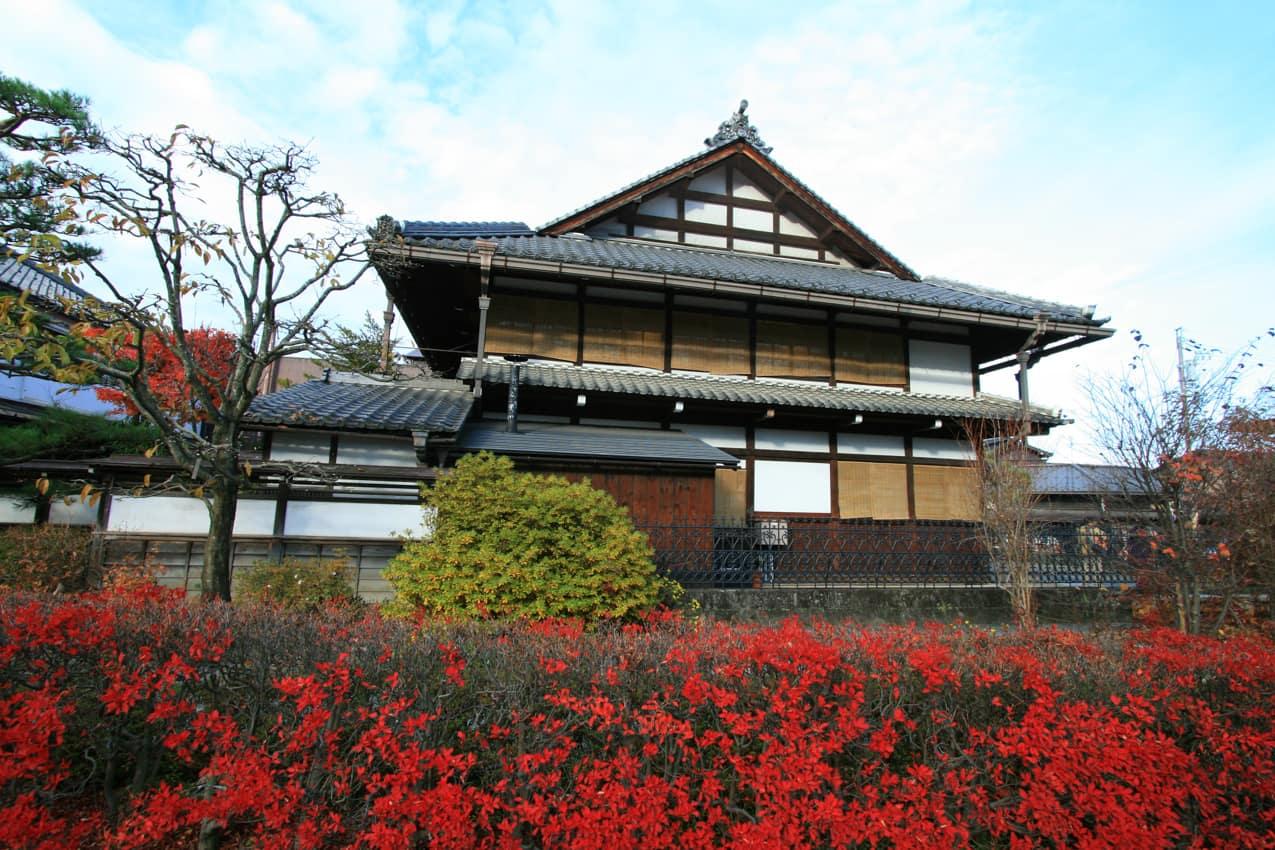 Takayama, Cidade Antiga, Japão