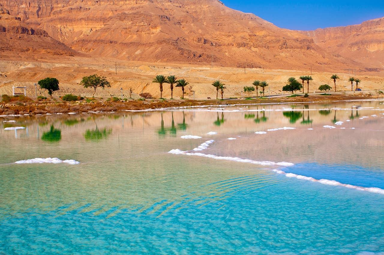 Viagem Mar Morto, Pacote Jordânia
