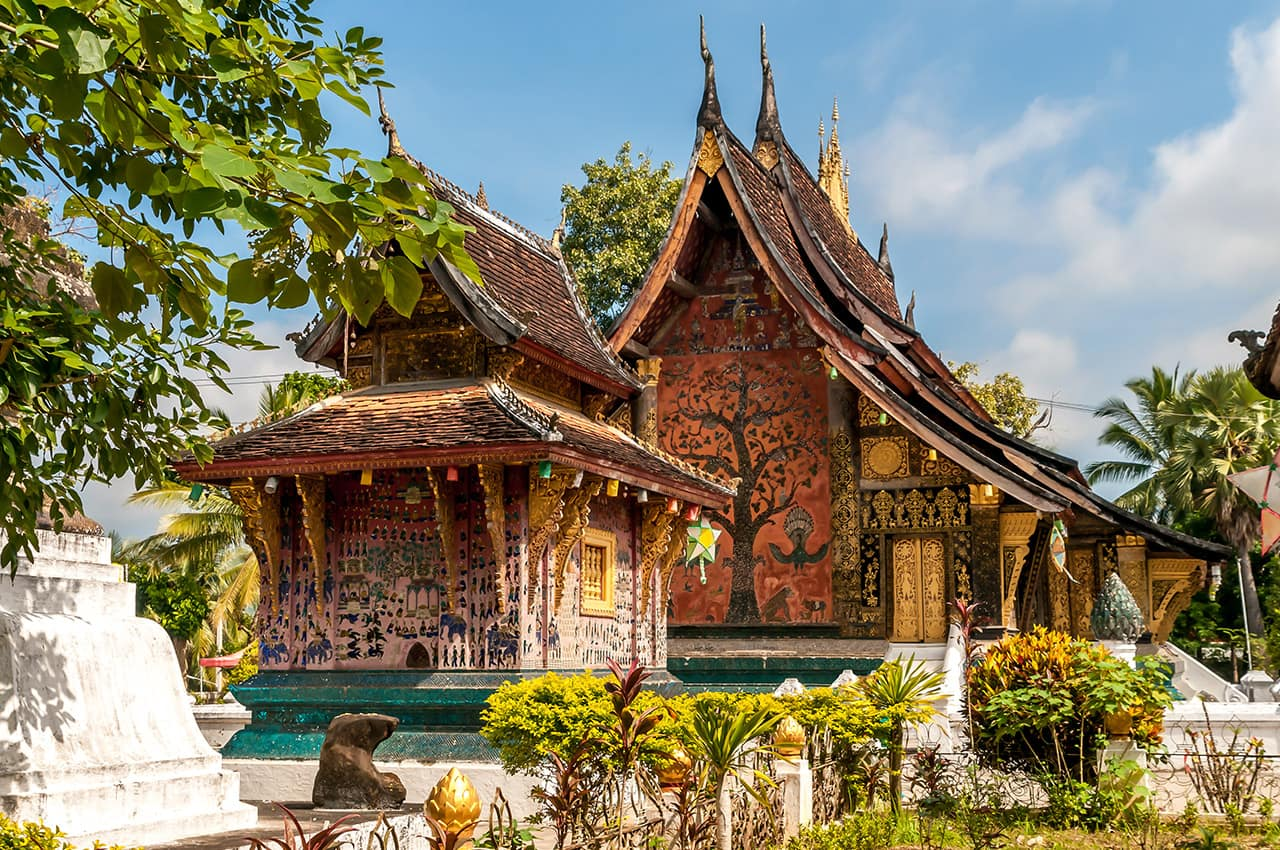 Luang Prapang - Laos