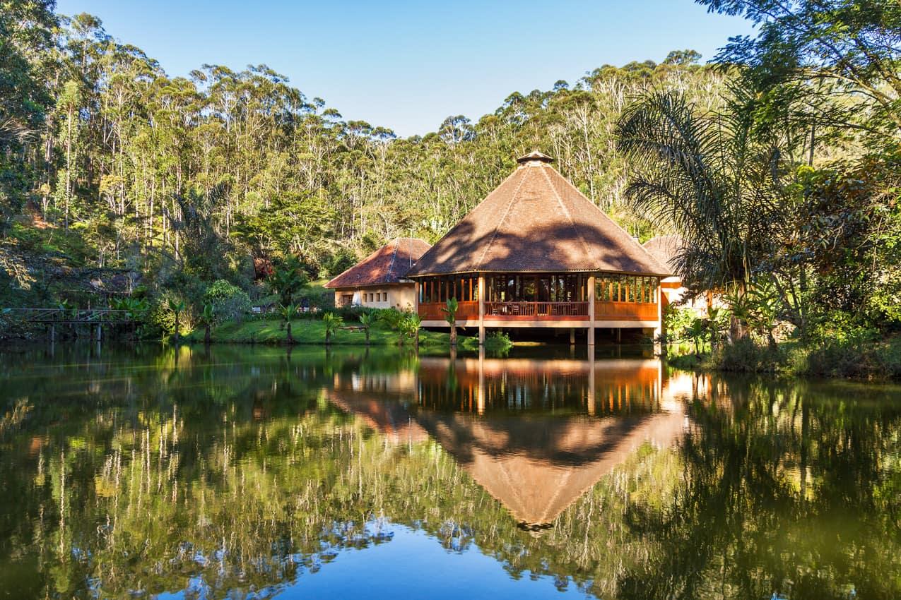 Lodge Parque Nacional Andasibe Mantadia, Madagascar