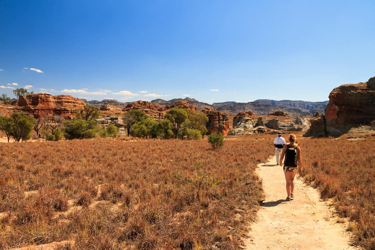 Pacote Madagascar, atividades Parque Nacional Isalo