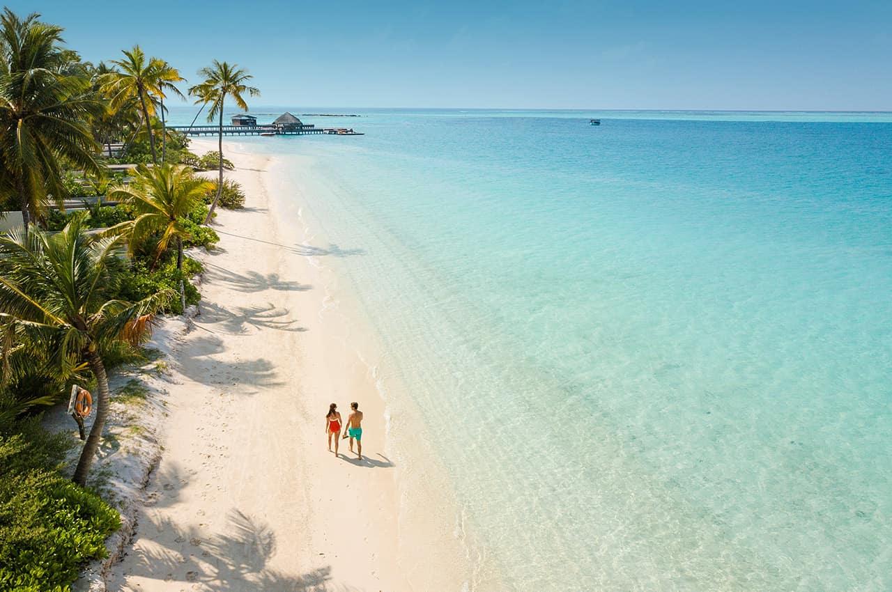 Fairmont maldives sirru fen fushi vista a rea com casal