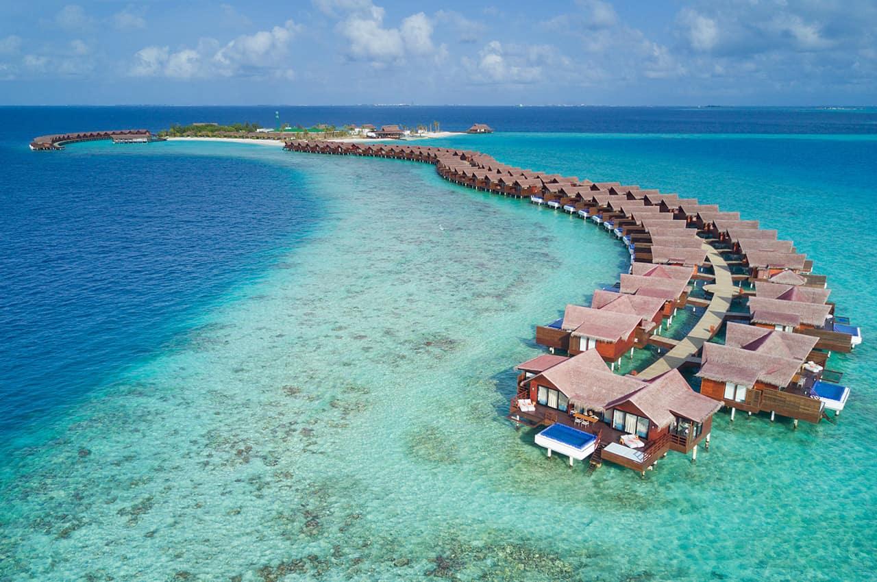Grand park kodhipparu maldives ilhas maldivas for Hotel conrad maldivas islas rangali
