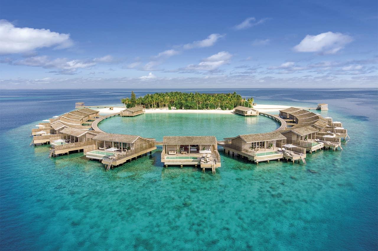 Kudadoo maldivas vista bangalos