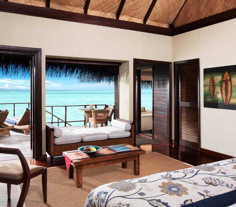 Lagoon villa, Taj Exotica Resort, Ilhas Maldivas