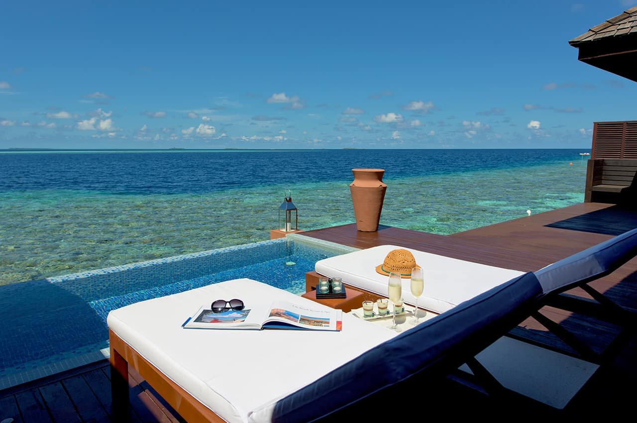 Pacote Ilhas Maldivas, Lily Beach Resort & Spa