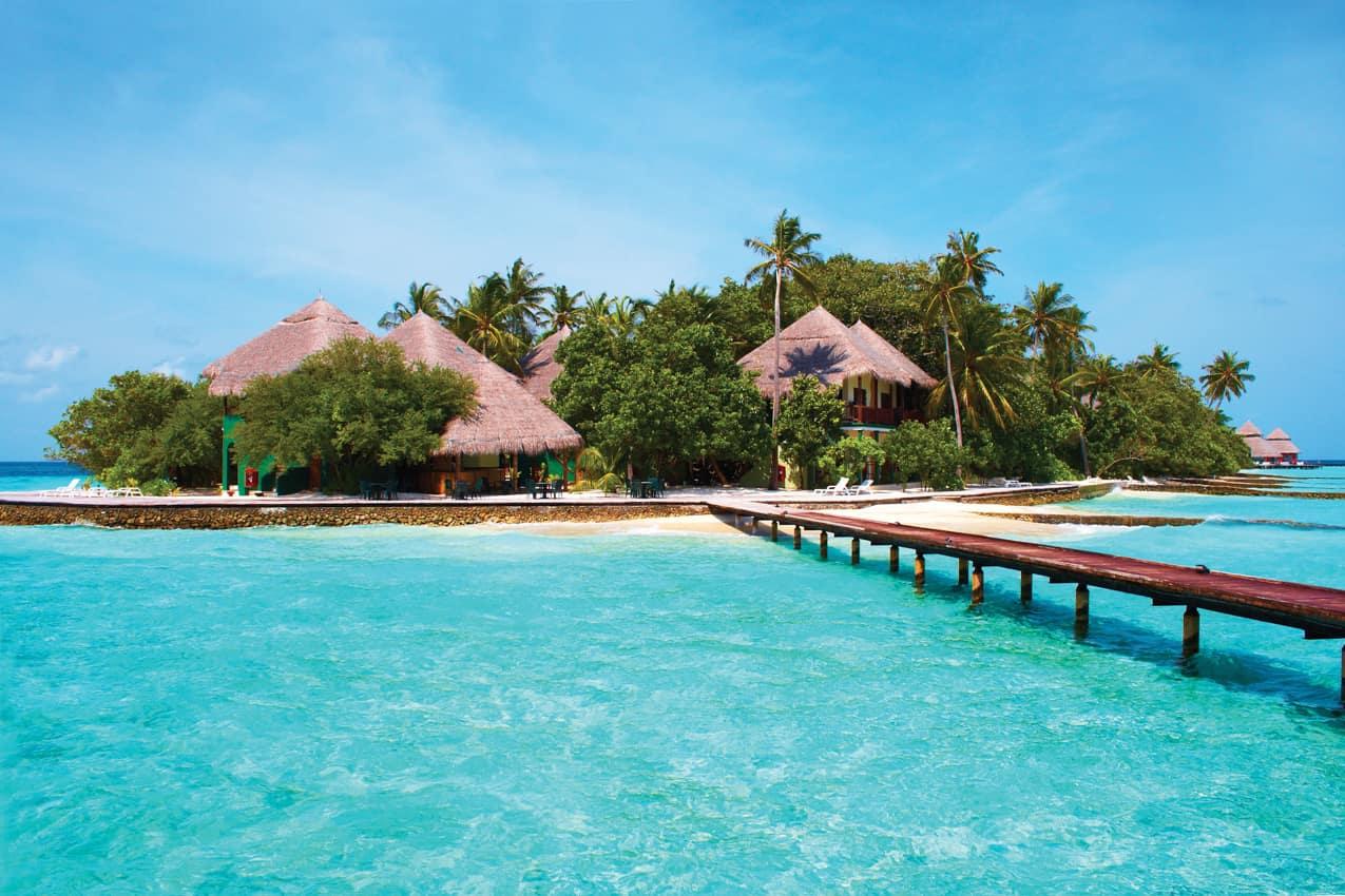 Pacote lua de mel Ilhas Maldivas