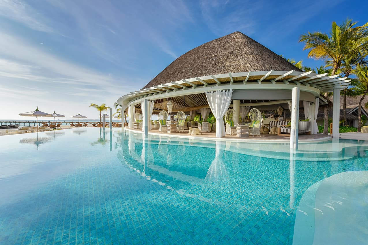 Piscina Kanuhura Maldives