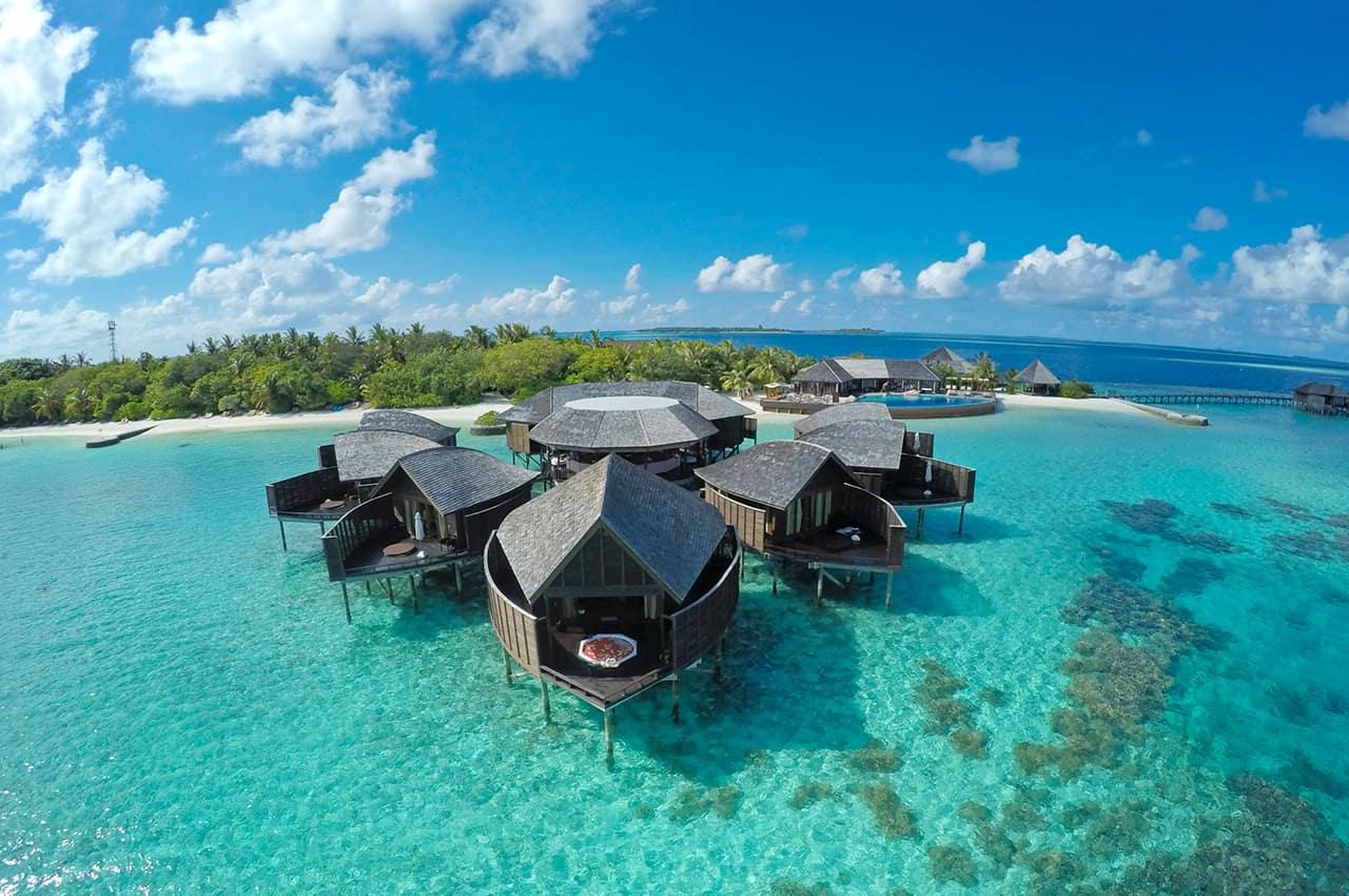Spa no Lily Beach Resort
