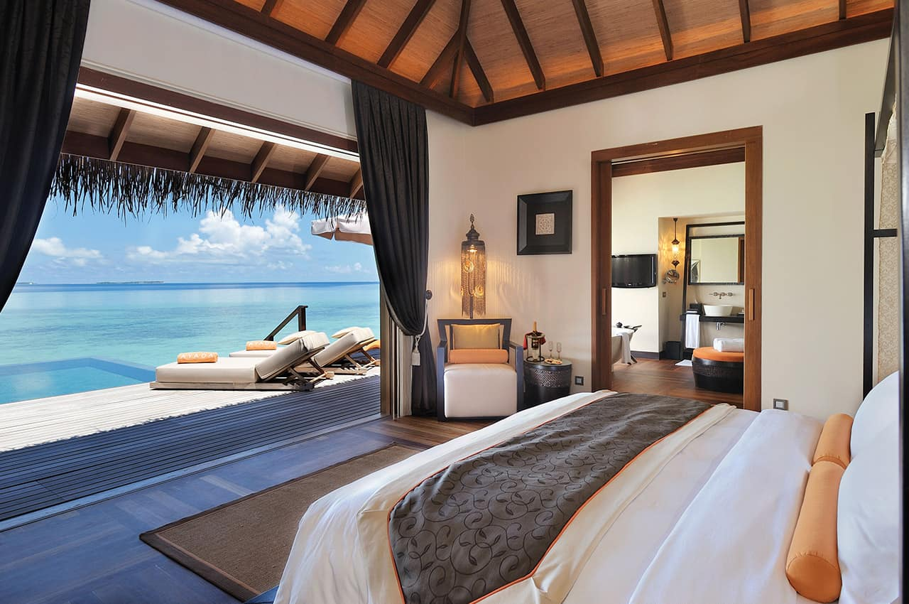 Sunset Ocean Suite, Ayada Maldives