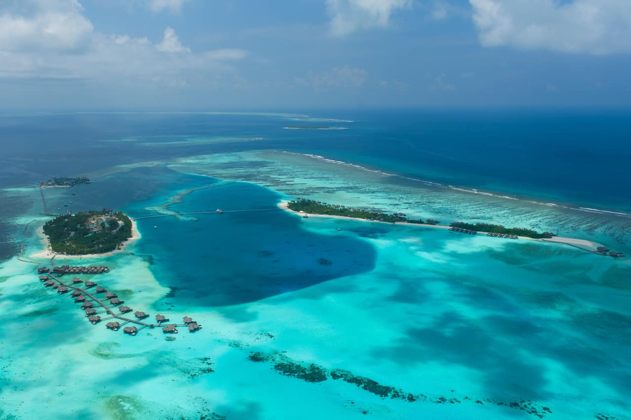 Ilhas maldivas conrad maldives rangali island ilhas for Conrad maldives rangali islands maldives