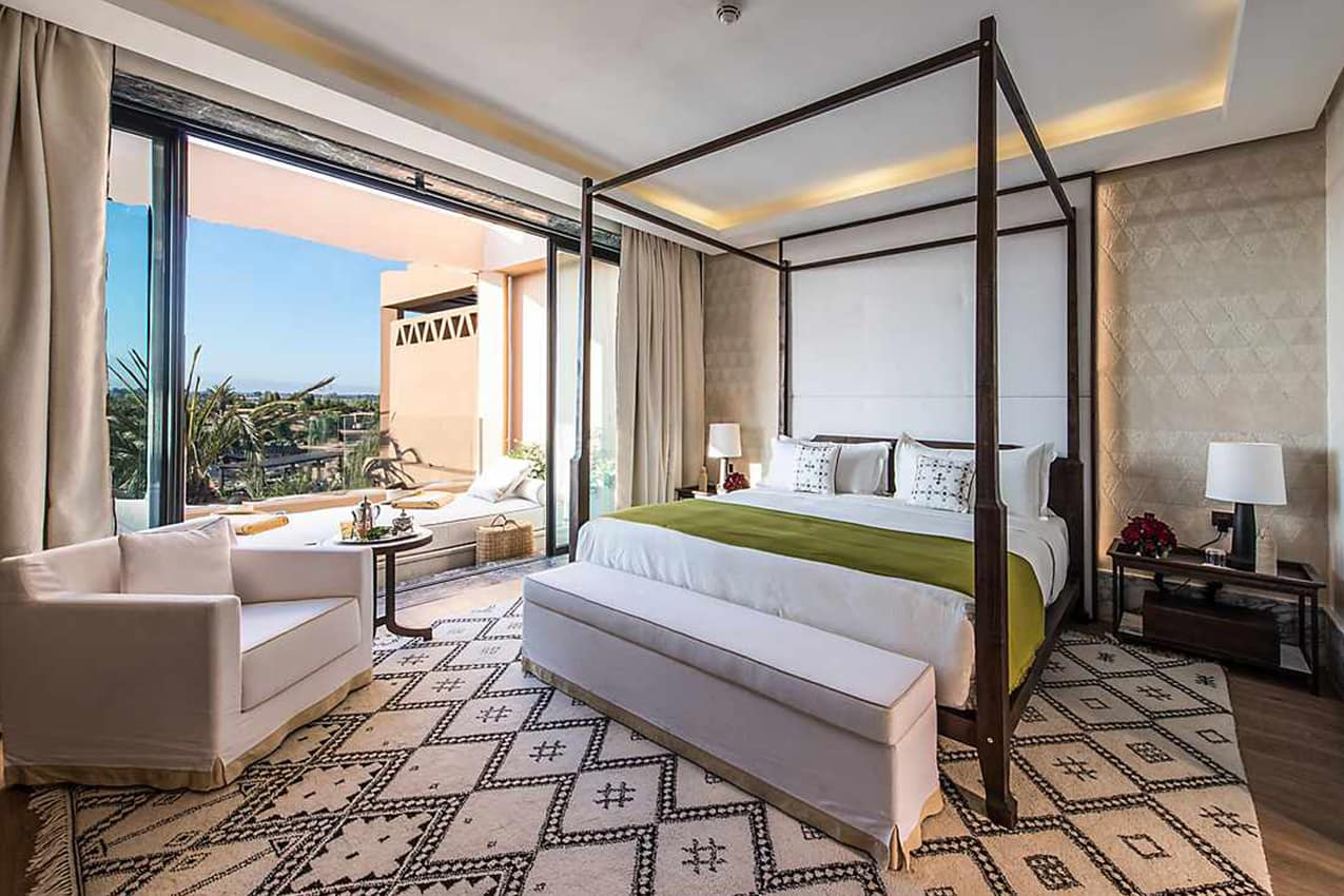 Atlas Suite, Mandarin Oriental, Marrakech