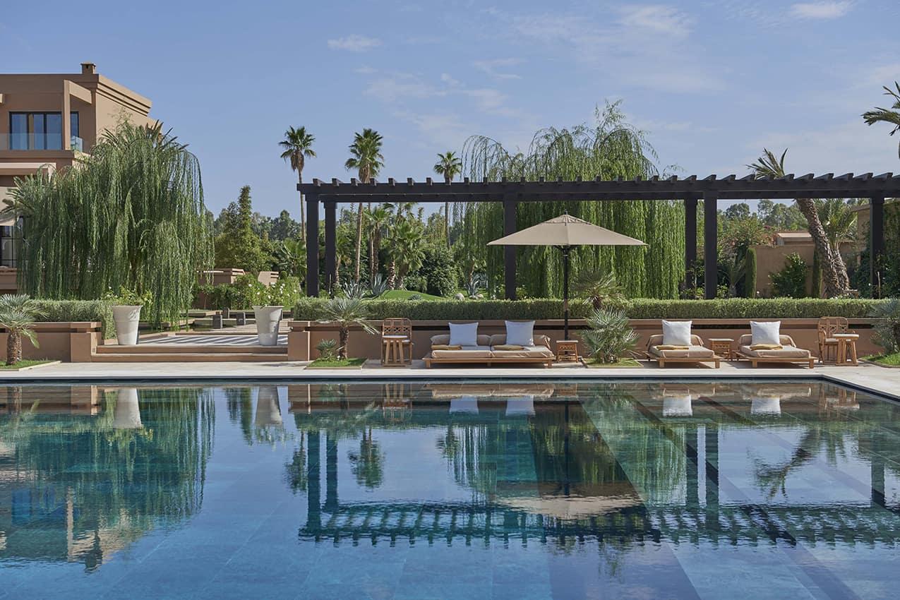 Hotel Mandarin Oriental, Marrakech