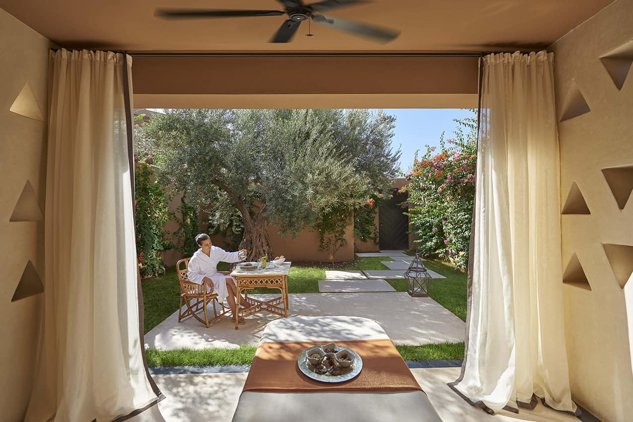Spa Mandarin Oriental, Marrakech