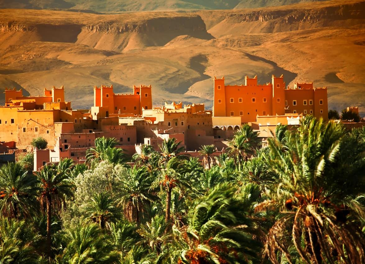 Viagem Marrocos: Kasbah marroquino
