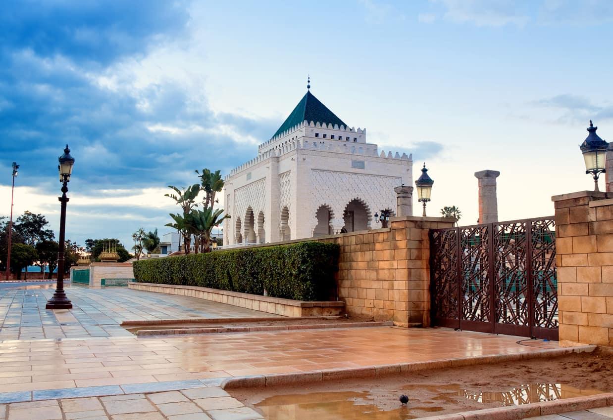 Viagem Marrocos: Mausoléu Muhammed V, Rabat