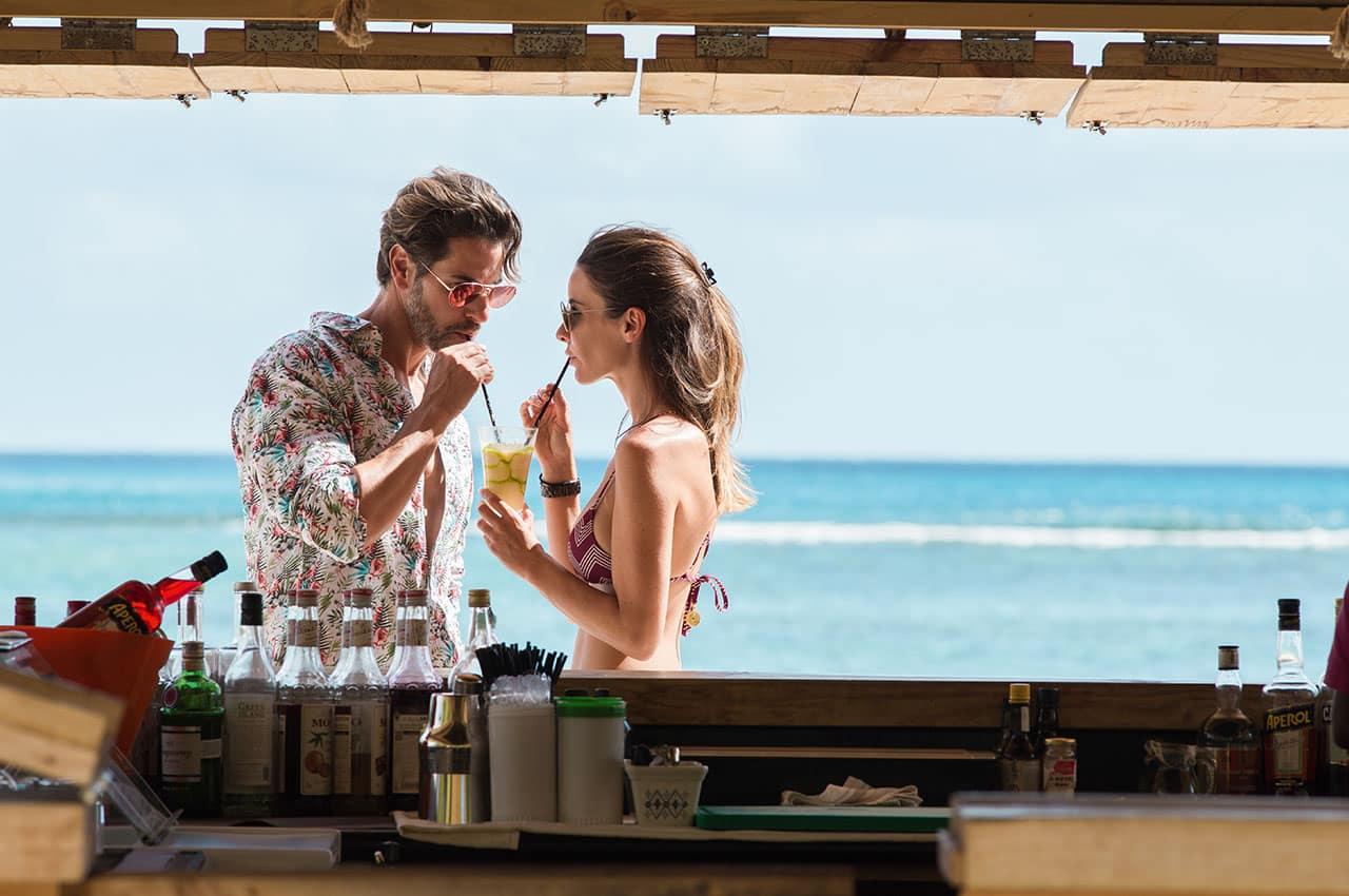 dinarobin beachcomber boutikbar